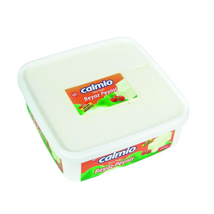 Calmio Tam Yağlı Beyaz Peynir 4.5 kg