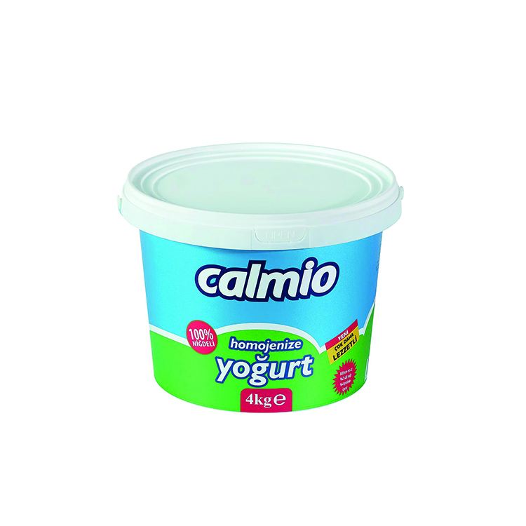 Calmio 4 kg Homojenize Yoğurt