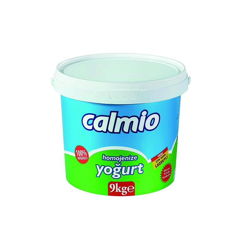 Calmio 9 kg Homojenize Yoğurt